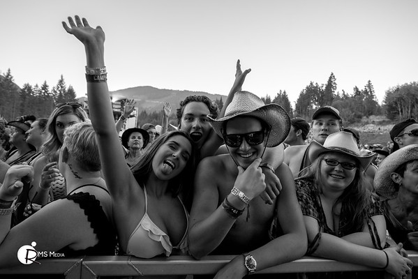 Festival Fun | Sunfest Country Music Festival 2017 | Lake Cowichan BC