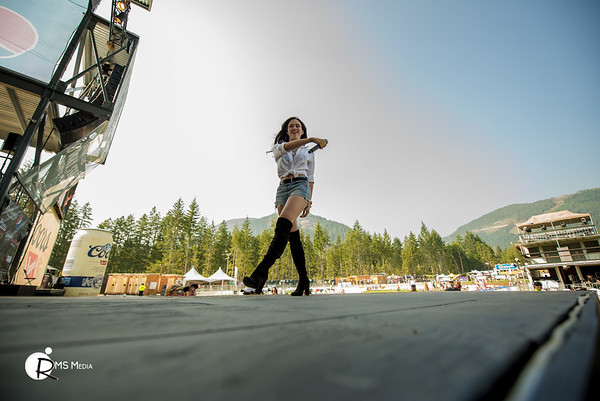 Kristin Bunyan  | Sunfest Country Music Festival | Lake Cowichan BC