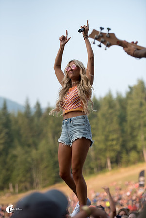 Madeline Merlo | Sunfest Country Music Festival | Lake Cowichan BC