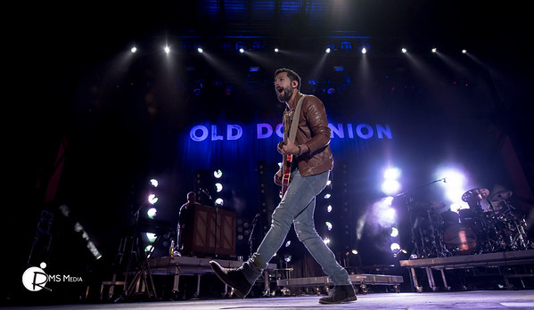 Old Dominion | Sunfest Country Music Festival | Lake Cowichan BC