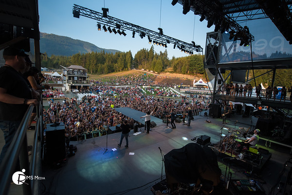 The Washboard Union | Sunfest Country Music Festival | Lake Cowichan BC