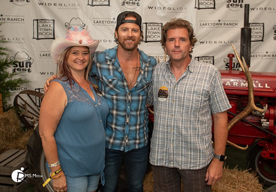 Meet & Greet with Kip Moore | Sunfest Country Music Festival | Lake Cowichan BC