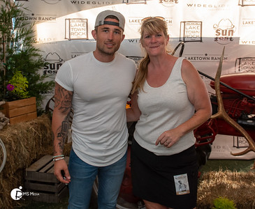Meet & Greet with Michael Ray | Sunfest Country Music Festival | Lake Cowichan BC
