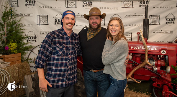 Meet & Greet with Randy Houser   Sunfest Country Music Festival   Lake Cowichan BC