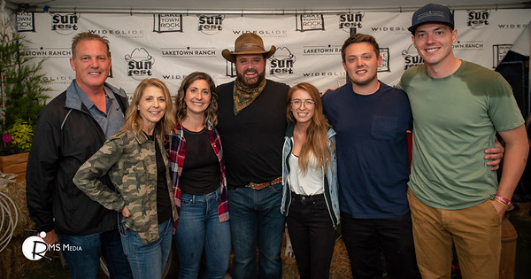 Meet & Greet with Randy Houser | Sunfest Country Music Festival | Lake Cowichan BC