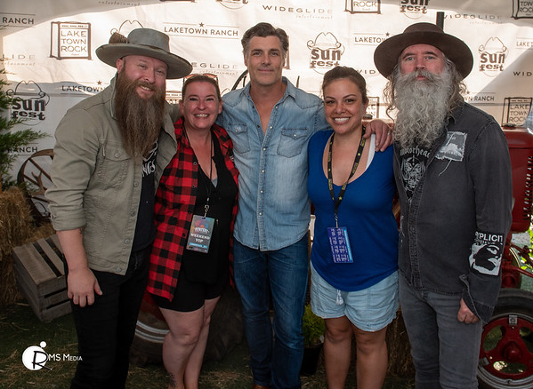 Meet & Greet with The Washboard Union | Sunfest Country Music Festival | Lake Cowichan BC