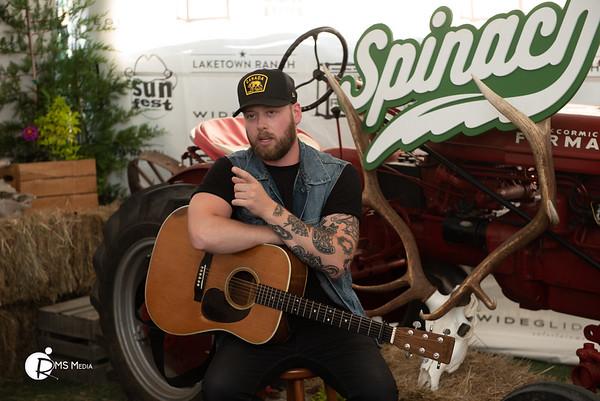 Andrew Hyatt | Sunfest Country Music Festival | Lake Cowichan BC
