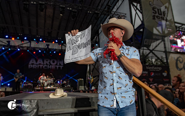 Aaron Pritchett | Sunfest Country Music Festival | Lake Cowichan BC