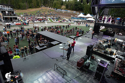 Brad Saunders | Sunfest Country Music Festival | Lake Cowichan BC