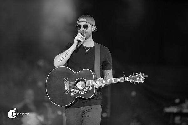 Brett Young | Sunfest Country Music Festival | Lake Cowichan BC