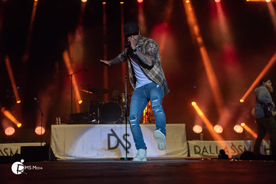 Dallas Smith | Sunfest Country Music Festival | Lake Cowichan BC