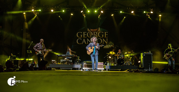 George Canyon | Sunfest Country Music Festival | Lake Cowichan BC