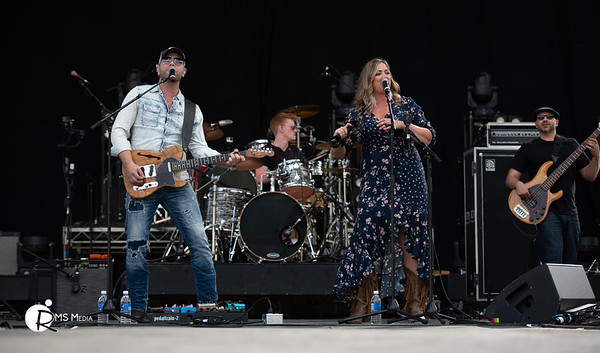 The County Line | Sunfest Country Music Festival | Lake Cowichan BC