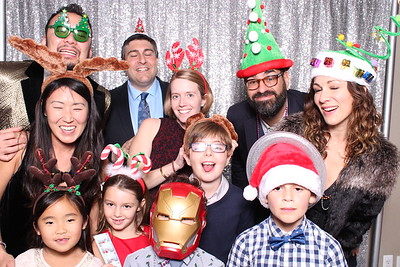 Sung Family Holiday Party 2017