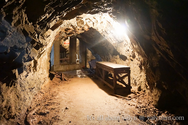 【关丹旅游】走入时光锡矿隧道看林明