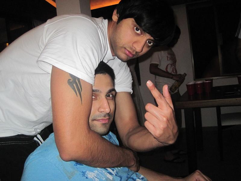 Sunil's Bachelor Party - 016