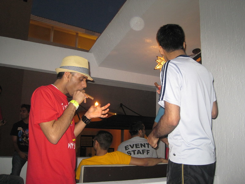 Sunil's Bachelor Party - 012