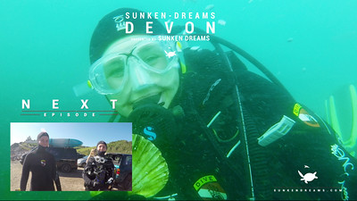 SDSDA Ex31 Devon Episode 1- North Hallsands - Underwater Navigation