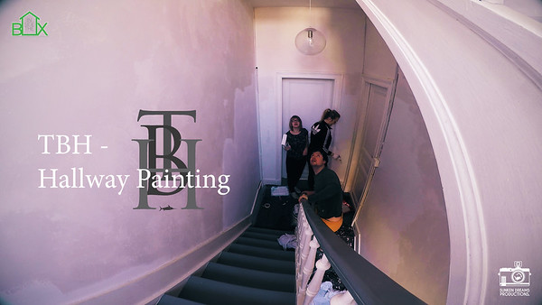 TBH - Hallway Painting Stop Motion