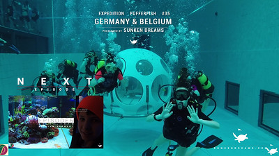 Sunken Dreams Ex35 Belgium & Germany Episode 4