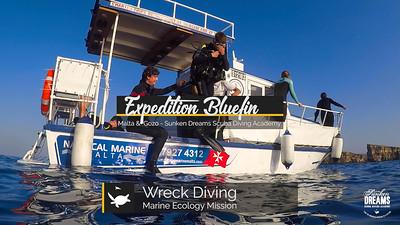 Expedition Bluefin: Malta & Gozo - Wreck Diving