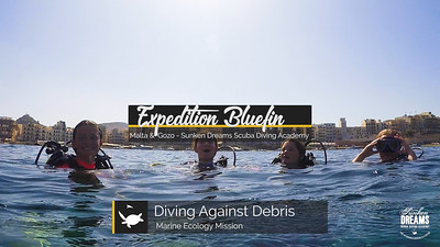 Expedition Bluefin: Malta & Gozo - Diving Against Debris