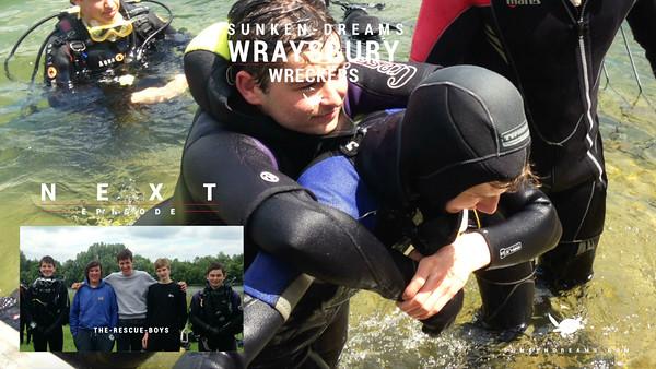 Wraysbury Wreckers Episode 10: Rescue Boys