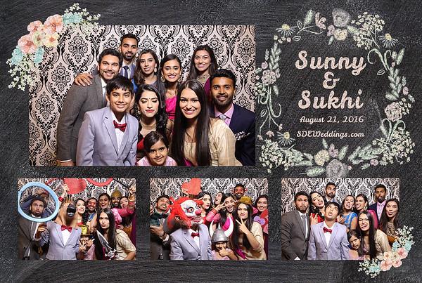 Sunny + Sukhi (08/21/2016)