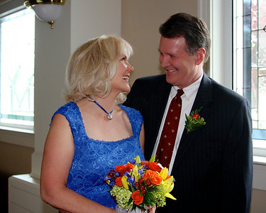 Sheila and Dick: Married!