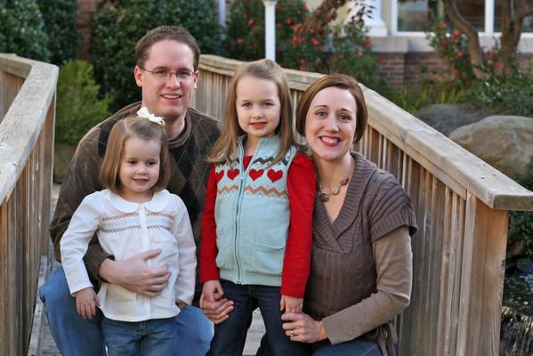 Mellen Christmas Picture 2009