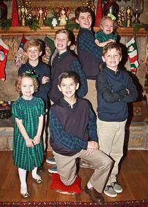 Wideman Family Christmas 2015