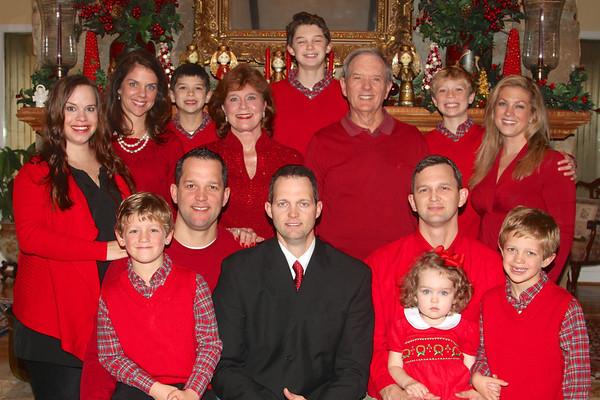 Wideman Family Portraits