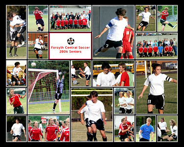 All the 2006 Seniors - sized to print as 8x10 print