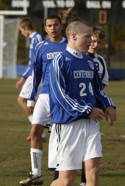 Centennial Boys at the 2007 Centennial Jamboree