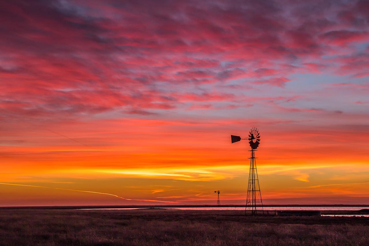 Sunrise Dec 5th, by Jeanette Douglass