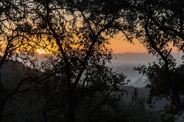 Sunrise Hik Oct_3_2015