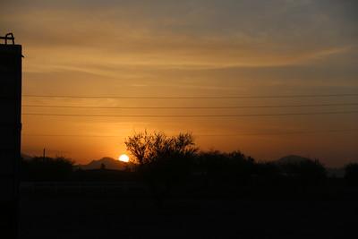 Sunrise March 31