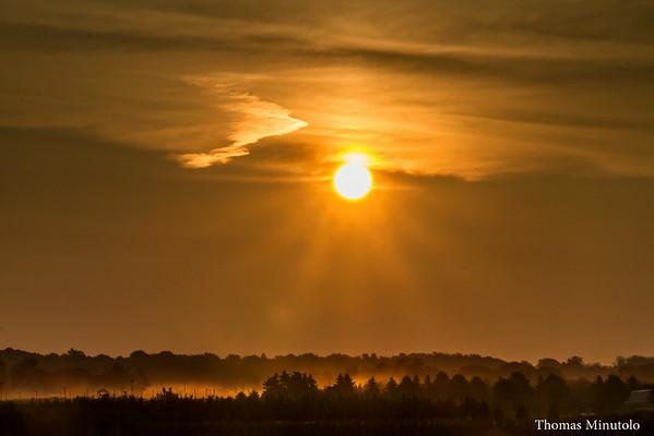 Sunrise Photos 2014