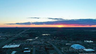 Stillwater Spring Sunset
