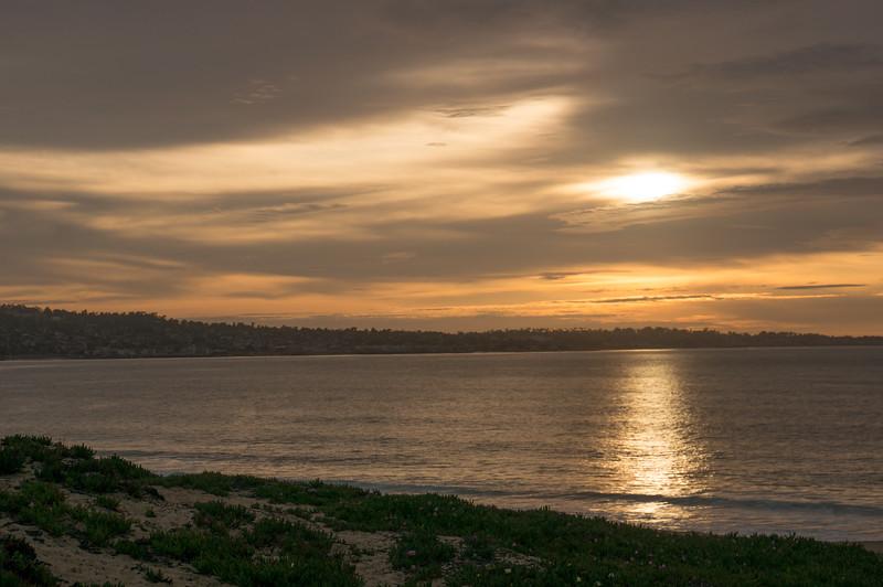 040916 Sand City Sunset - Monterey Peninsula 003