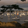 050716 Monterey Harbor Sunset - Monterey 006
