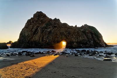 Pfieffer Beach