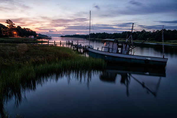 Sunrise at Apalachicola