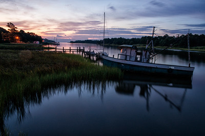 Sunrise at Apalachicola
