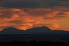 Spanish Peaks Sunset