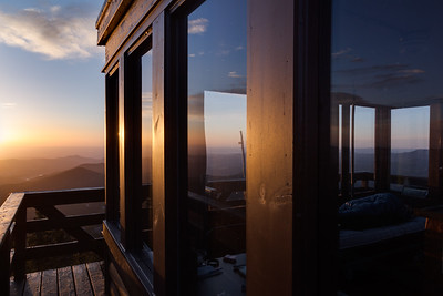 Squaw Mountain Lookout