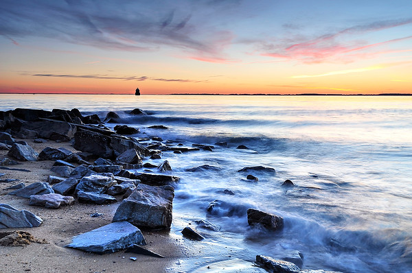 Rocky Road on the Chesapeake Bay