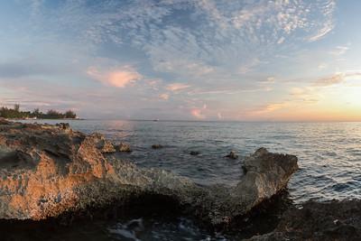 Ironshore Sunset