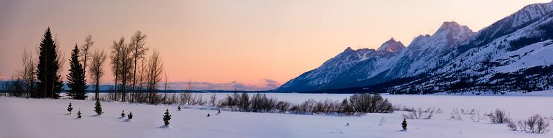 Teton Sunset