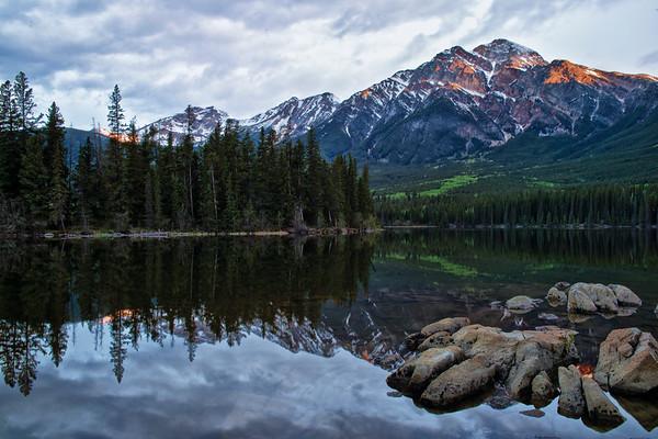 Secret Lake Sunrise